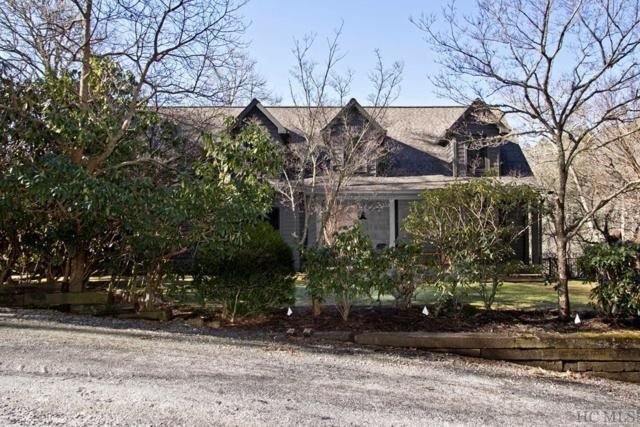 481 Hickory Hill Road, Highlands, NC 28741 (MLS #89927) :: Lake Toxaway Realty Co