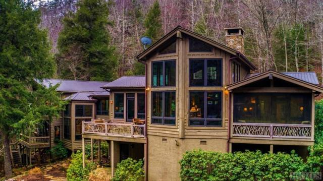 69 Twin Falls Court, Sapphire, NC 28774 (MLS #89993) :: Lake Toxaway Realty Co