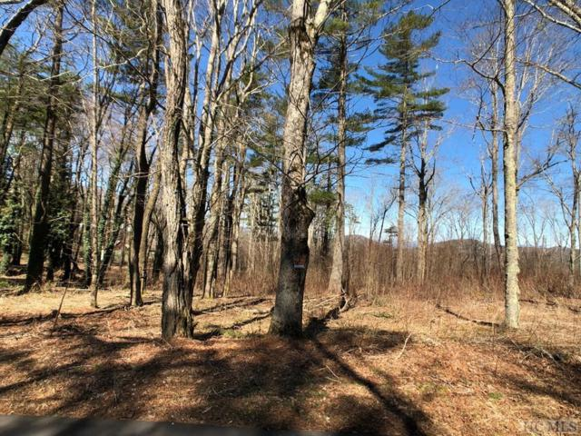 TBD Flat Mountain Estates Road, Highlands, NC 28741 (MLS #90097) :: Berkshire Hathaway HomeServices Meadows Mountain Realty