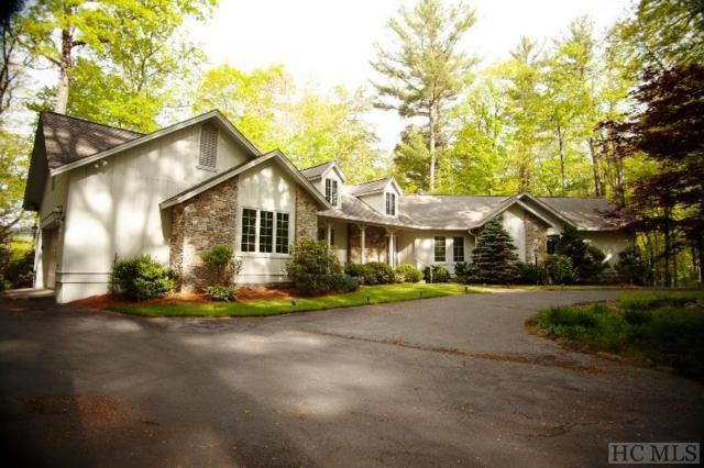 264 Tall Hickory Ridge Drive, Cashiers, NC 28717 (MLS #90098) :: Berkshire Hathaway HomeServices Meadows Mountain Realty
