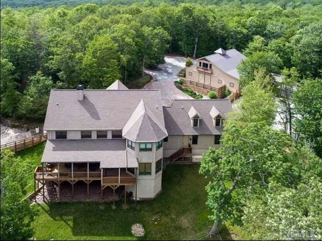 380 Panthertown Trail, Sapphire, NC 28774 (MLS #90104) :: Pat Allen Realty Group