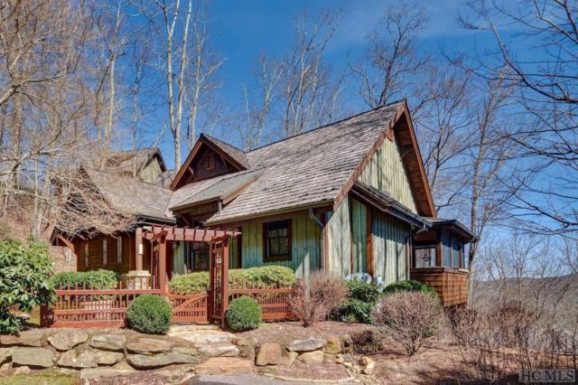828 Highlands Cove Drive, Highlands, NC 28741 (MLS #90195) :: Berkshire Hathaway HomeServices Meadows Mountain Realty