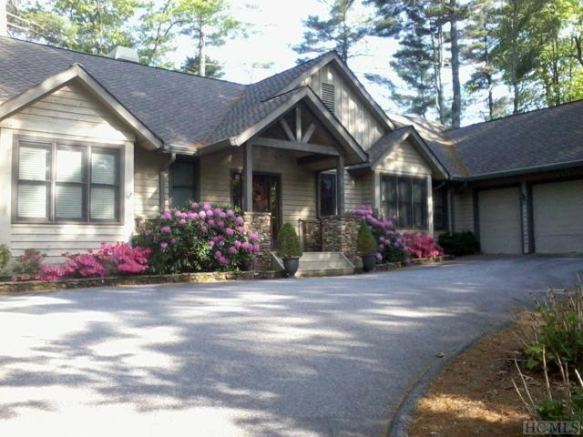 885 Winding Creek Road, Sapphire, NC 28774 (MLS #90246) :: Berkshire Hathaway HomeServices Meadows Mountain Realty