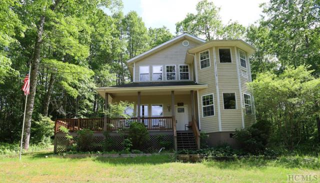 515 Tall Cedars, Glenville, NC 28736 (MLS #90277) :: Berkshire Hathaway HomeServices Meadows Mountain Realty