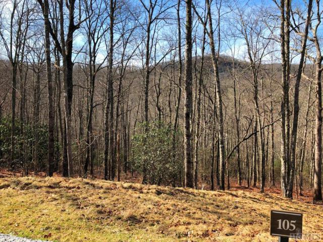 Lot 105 Crippled Oak Trail, Glenville, NC 28736 (MLS #90289) :: Berkshire Hathaway HomeServices Meadows Mountain Realty