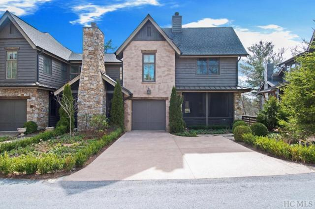 75 Brock Court C, Highlands, NC 28741 (MLS #90299) :: Berkshire Hathaway HomeServices Meadows Mountain Realty