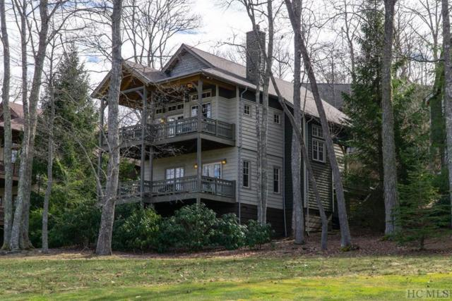 28 First Tee Trail, Cashiers, NC 28717 (MLS #90322) :: Berkshire Hathaway HomeServices Meadows Mountain Realty