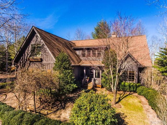 125 Audubon Trail, Cashiers, NC 28717 (MLS #90359) :: Berkshire Hathaway HomeServices Meadows Mountain Realty