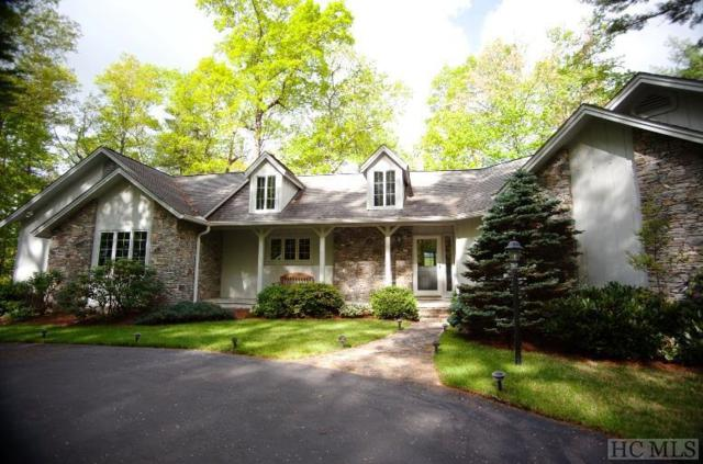 264 Tall Hickory Ridge Drive, Cashiers, NC 28717 (MLS #90448) :: Berkshire Hathaway HomeServices Meadows Mountain Realty