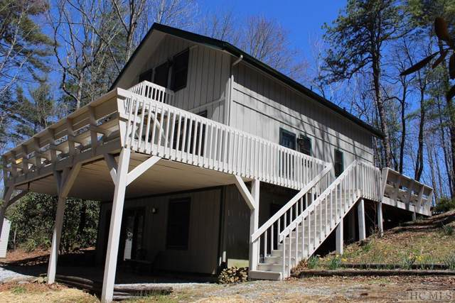 161 Old Transylvania Turnpike, Sapphire, NC 28774 (MLS #90550) :: Berkshire Hathaway HomeServices Meadows Mountain Realty
