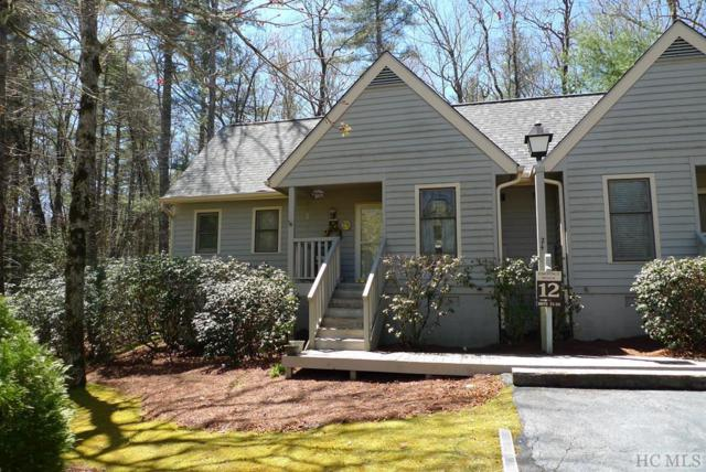 24 Dwarf Mountain Road #24, Sapphire, NC 28774 (MLS #90610) :: Landmark Realty Group