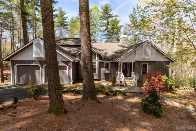 167 Rexwood Lane, Sapphire, NC 28774 (MLS #90627) :: Landmark Realty Group