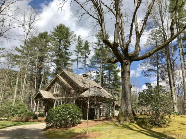52 Gorge Trail Road, Cashiers, NC 28717 (MLS #90646) :: Landmark Realty Group