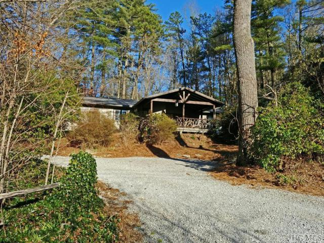 87 S East Shore Drive, Lake Toxaway, NC 28747 (MLS #90667) :: Berkshire Hathaway HomeServices Meadows Mountain Realty