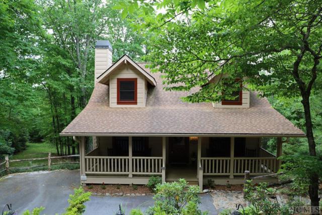 211 High Rock Vista, Sapphire, NC 28774 (MLS #90754) :: Berkshire Hathaway HomeServices Meadows Mountain Realty