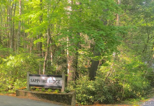 Lt 2 Sapphire Ridge Road, Sapphire, NC 28717 (MLS #90833) :: Berkshire Hathaway HomeServices Meadows Mountain Realty