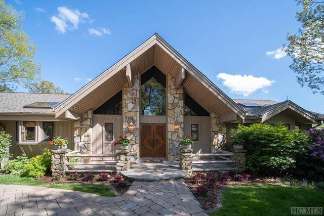 745 Country Club Drive, Highlands, NC 28741 (MLS #90919) :: Berkshire Hathaway HomeServices Meadows Mountain Realty