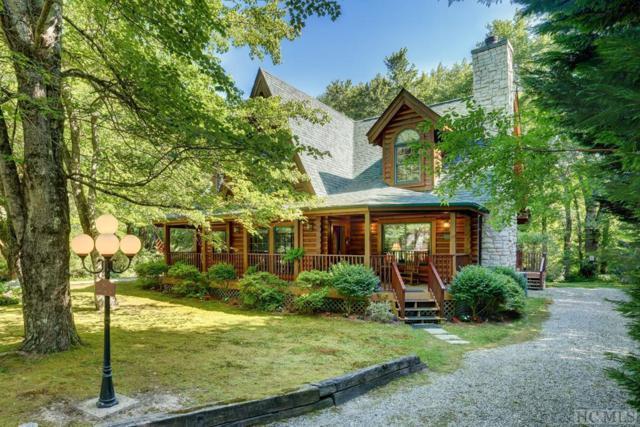 89 Needlepine Lane, Sapphire, NC 28774 (MLS #90958) :: Berkshire Hathaway HomeServices Meadows Mountain Realty