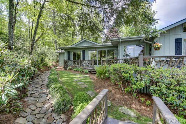 83 Oak Point, Highlands, NC 28741 (MLS #90963) :: Berkshire Hathaway HomeServices Meadows Mountain Realty