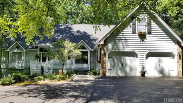 58 Mossy Rock Road, Sapphire, NC 28774 (MLS #91213) :: Berkshire Hathaway HomeServices Meadows Mountain Realty