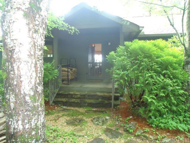 56 Lofty Lane, Sapphire, NC 28774 (MLS #91286) :: Berkshire Hathaway HomeServices Meadows Mountain Realty