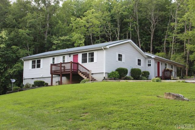 635 Morton Gap Road, Lake Toxaway, NC 28747 (MLS #91431) :: Pat Allen Realty Group