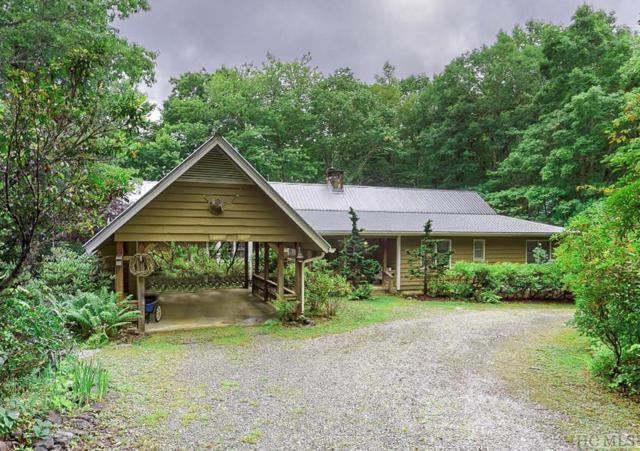 411 Nall Farm Road, Highlands, NC 28741 (MLS #91577) :: Berkshire Hathaway HomeServices Meadows Mountain Realty