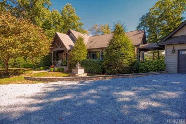 441 High Meadow Road, Cullowhee, NC 28723 (MLS #91848) :: Berkshire Hathaway HomeServices Meadows Mountain Realty