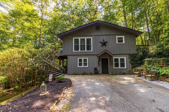 54 Lakeside Circle Drive, Glenville, NC 28736 (MLS #91880) :: Pat Allen Realty Group