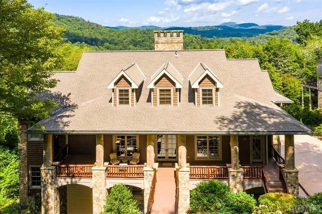 193 Highlands Point, Highlands, NC 28741 (MLS #91920) :: Berkshire Hathaway HomeServices Meadows Mountain Realty