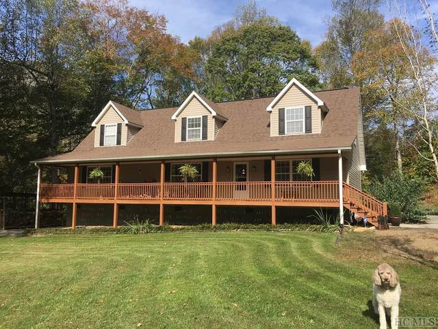 477 Bolick Road, Highlands, NC 28741 (MLS #91966) :: Berkshire Hathaway HomeServices Meadows Mountain Realty