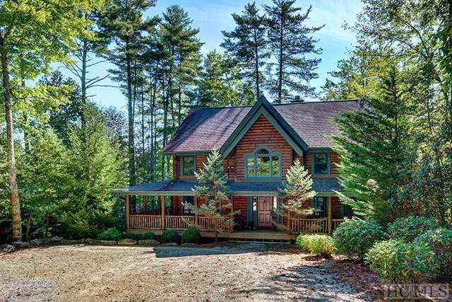 181 Whisper Lake Drive, Cashiers, NC 28774 (MLS #92154) :: Berkshire Hathaway HomeServices Meadows Mountain Realty