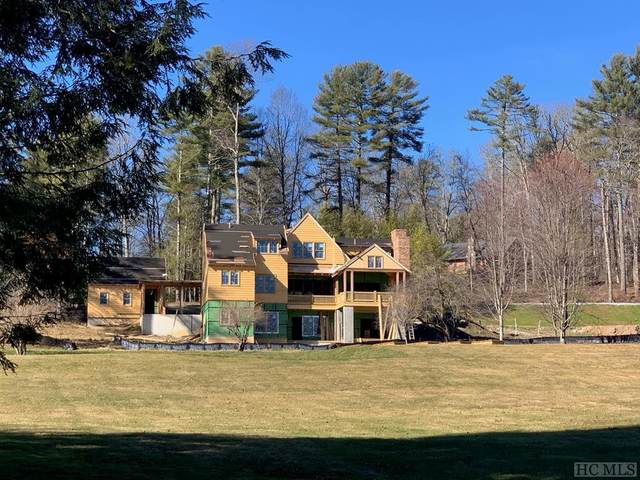 15 Jupiter Lane, Cashiers, NC 28717 (MLS #92159) :: Berkshire Hathaway HomeServices Meadows Mountain Realty
