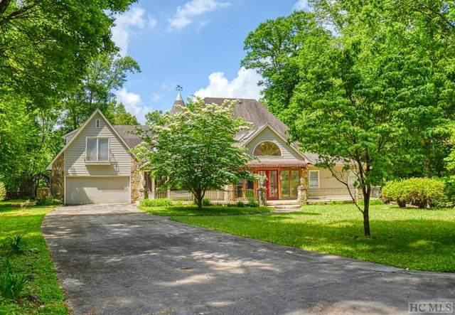 1449 Highland Gap Road, Scaly Mountain, NC 28775 (MLS #92177) :: Pat Allen Realty Group