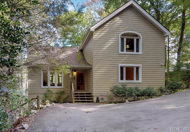 77 Red Bud Court, Sapphire, NC 28774 (MLS #92240) :: Berkshire Hathaway HomeServices Meadows Mountain Realty