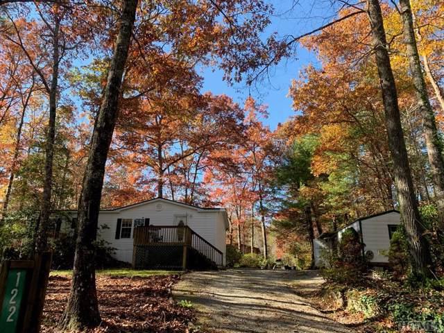 122 Arrowhead Lane, Sapphire, NC 28774 (MLS #92359) :: Pat Allen Realty Group