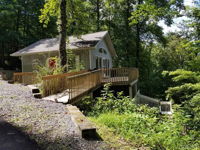 101 Granada Drive, Tuckasegee, NC 28783 (MLS #92360) :: Pat Allen Realty Group