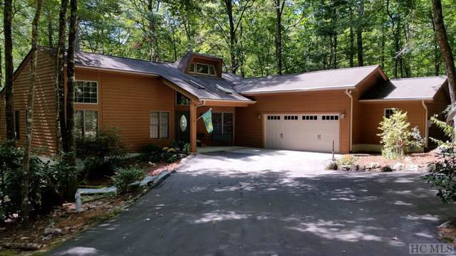 917 Hickory Drive, Sapphire, NC 28774 (MLS #92375) :: Berkshire Hathaway HomeServices Meadows Mountain Realty