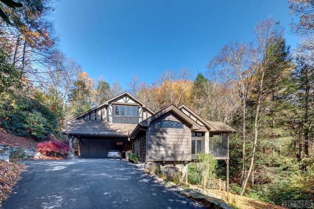 297 Crescent Trail, Highlands, NC 28741 (MLS #92380) :: Berkshire Hathaway HomeServices Meadows Mountain Realty