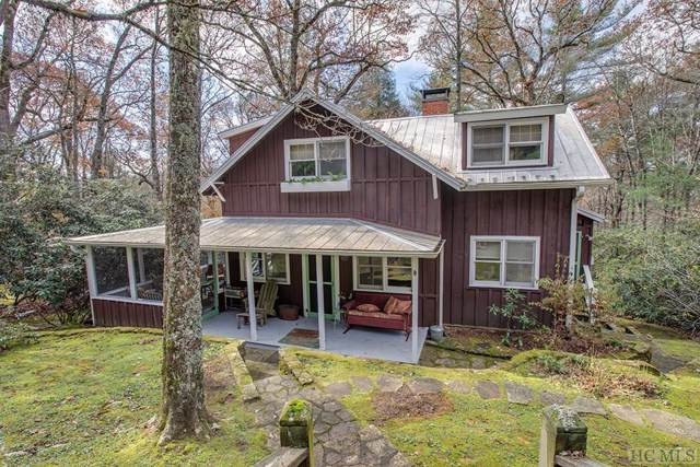 1561 Cullasaja Drive, Highlands, NC 28741 (MLS #92382) :: Berkshire Hathaway HomeServices Meadows Mountain Realty