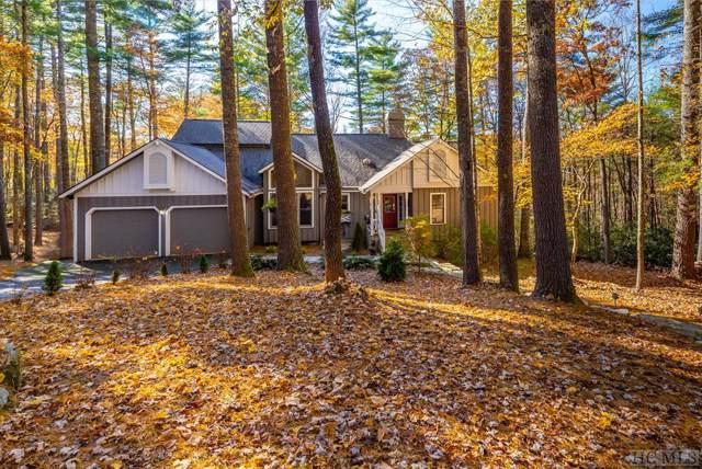 167 Rexwood Lane, Sapphire, NC 28774 (MLS #92392) :: Pat Allen Realty Group