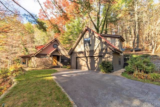 511 Owens Mountain Road, Glenville, NC 28736 (MLS #92432) :: Berkshire Hathaway HomeServices Meadows Mountain Realty