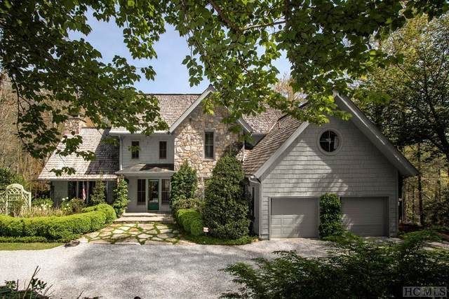 1283 Wandering Ridge, Cashiers, NC 28717 (MLS #92532) :: Berkshire Hathaway HomeServices Meadows Mountain Realty