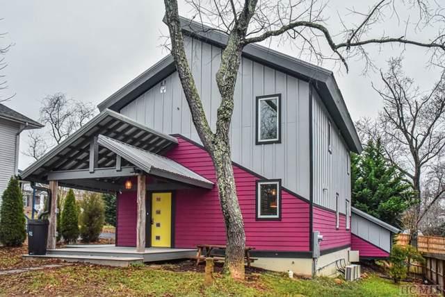 91 Baker Avenue, Asheville, NC 28806 (MLS #92565) :: Pat Allen Realty Group