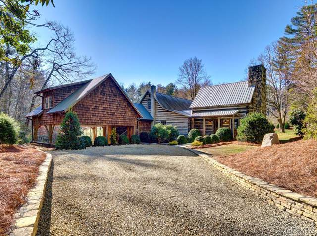 682 Cashiers Lake Road, Cashiers, NC 28717 (MLS #92586) :: Berkshire Hathaway HomeServices Meadows Mountain Realty