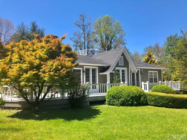 230 Hummingbird Lane, Highlands, NC 28741 (MLS #92612) :: Berkshire Hathaway HomeServices Meadows Mountain Realty