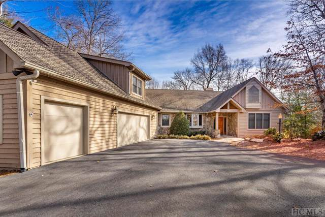 144 Running Fox, Sapphire, NC 28774 (MLS #92637) :: Berkshire Hathaway HomeServices Meadows Mountain Realty