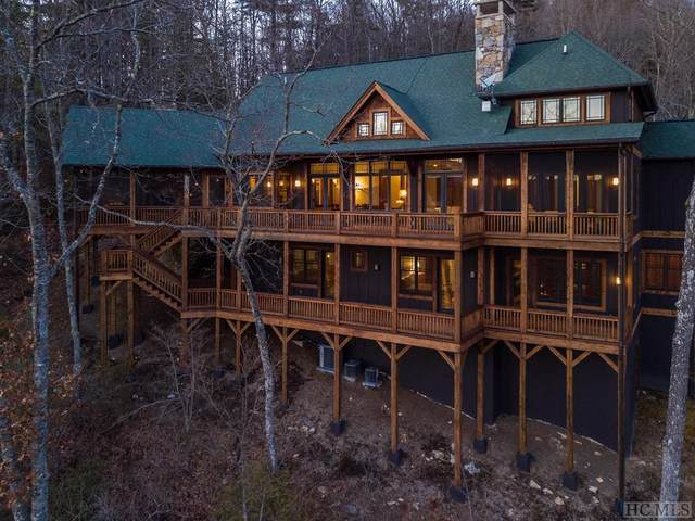 190 Mica Court, Sapphire, NC 28774 (MLS #92639) :: Berkshire Hathaway HomeServices Meadows Mountain Realty