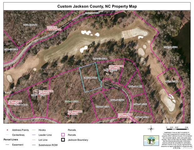 Lot E-62 Gin House Creek, Cashiers, NC 28717 (MLS #92686) :: Pat Allen Realty Group