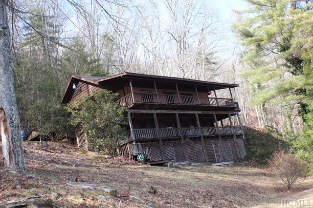 297 Milestone Place, Cullowhee, NC 28723 (MLS #92692) :: Pat Allen Realty Group